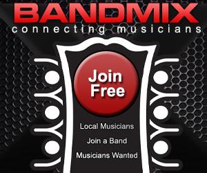 ミュージシャン募集要項BandMix